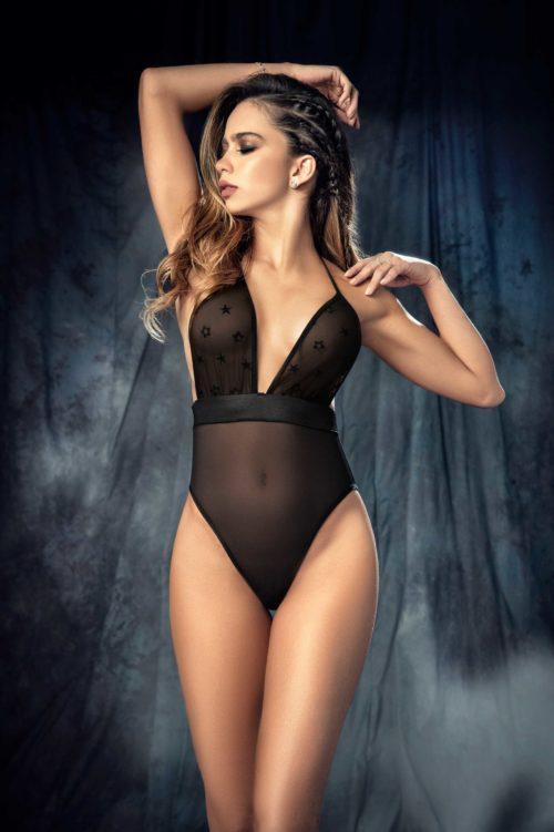 Bodysuit negro